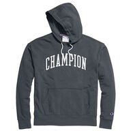 Champion Men's Heritage French Terry Arch Logo Pullover Hoodie