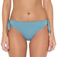 Hot Water Women's Rib Bikini Swimsuit Bottom