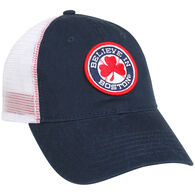 Sully's Men's Red Sox Believe In Boston Mesh Back Cap