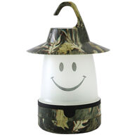 Time Concept Smile LED Lantern - Camouflage Khaki