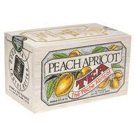 Metropolitan Peach Apricot Tea Soft Wood Chest, 25-Bag