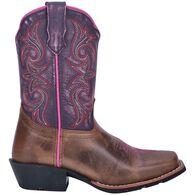 Dan Post Girls' Majesty Leather Boot