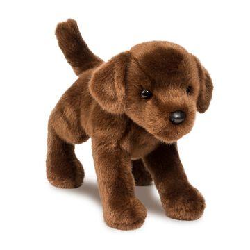 Douglas Company Plush Chocolate Labrador - C.C. Bean