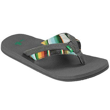 Sanuk Mens Beer Cozy Light Funk Sandal