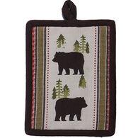 Kay Dee Designs Simple Living Bear Pot Holder