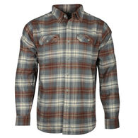 Arborwear Men's Chagrin Flannel Long-Sleeve Shirt