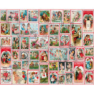 White Mountain Jigsaw Puzzle - Be My Valentine