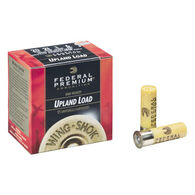 "Federal Premium Wing-Shok Pheasants Forever High Velocity 20 GA 2-3/4"" 1 oz. #6 Shotshell Ammo (25)"