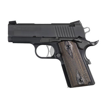 SIG Sauer 1911 Nitron 45 ACP 3.3 7-Round Pistol