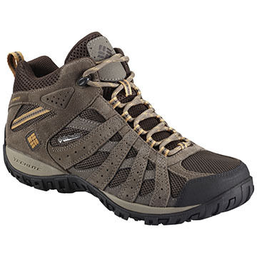 Columbia Mens Redmond Mid Waterproof Hiking Boot