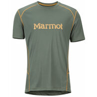 Marmot Men's Windridge Graphic Short-Sleeve Baselayer Shirt