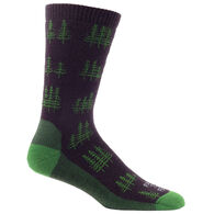 Farm to Feet Men's Cokeville Tree Midweight Crew Sock