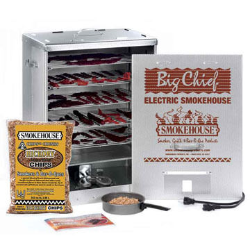 Smokehouse Big Chief Front Load Electric Smoker