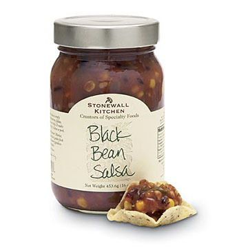 Stonewall Kitchen Black Bean Salsa, 16 oz.