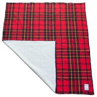 Woolly Vintage Red/Yellow/Black Reversible Blanket