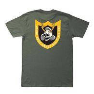 Dark Seas Men's Submarine Old Time Short-Sleeve T-Shirt