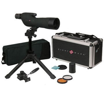 Sightmark 15-45x60mm SE Spotting Scope Kit