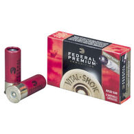 "Federal Premium Vital-Shok TruBall 12 GA 2-3/4"" 1 oz. 1300 FPS TruBall Rifled Slug Ammo (5)"