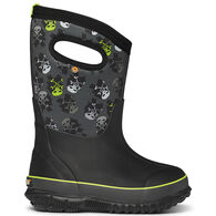 Bogs Boys' Classic Skulls Insulated Boot