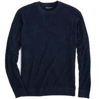 Southern Tide Men's Grove Crew-Neck Long-Sleeve Sweater