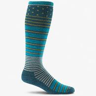 Goodhew Sockwell Women's Twister Graduated Compression Circulator Sock