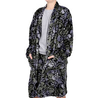 Sovereign Athletic Boy's Skull Fleece Robe