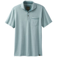 prAna Men's Ryann Polo Short-Sleeve Shirt