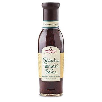 Stonewall Kitchen Sriracha Teriyaki Sauce, 11.56 oz.