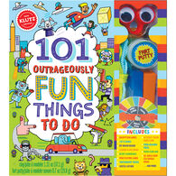 Klutz 101 Outrageously Fun Things to Do Book Kit by The Editors of Klutz
