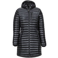 Marmot Women's Long Avant Featherless Insulated Hoody Coat