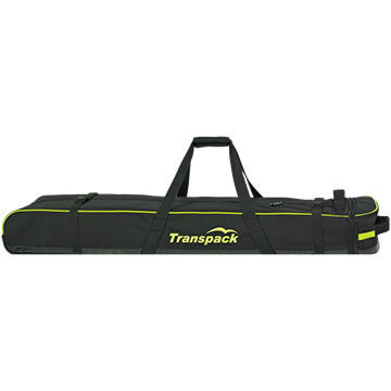 Transpack Ski Vault Double Pro Wheeled Ski Bag