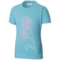 Columbia Girl's Wild Sky Short-Sleeve Shirt