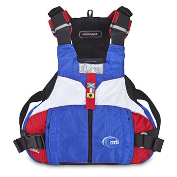 MTI Adventurewear Cascade PFD - Discontinued Model