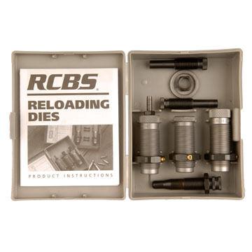 RCBS Pistol Carbide Three Die Set - Group B