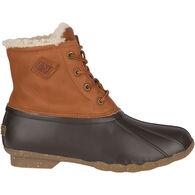 Sperry Women's Saltwater Winter Luxe Insulated Duck Boot