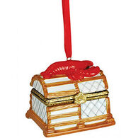 Cape Shore Lobster Trap Ornament