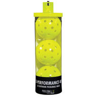 Franklin Sports X-40 Performance Outdoor Pickleball Ball - 3 Pk.
