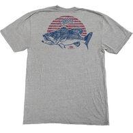 AFTCO Men's Sharp Short-Sleeve T-Shirt