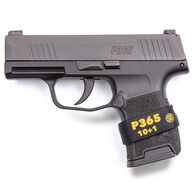 "SIG Sauer P365 Nitron Manual Safety 9mm 3.1"" 10-Round Pistol"