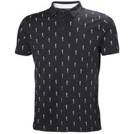Helly Hansen Men's Fjord Polo Short-Sleeve Shirt