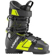 Lange Men's SX 100 Alpine Ski Boot - 17/18 Model