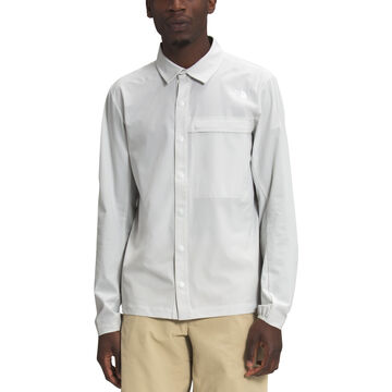 The North Face Mens First Trail Long-Sleeve Shirt
