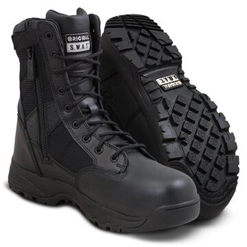 Original Footwear Mens S.W.A.T. Metro 9 Waterproof Side Zip Safety Boot
