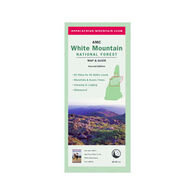 Globe Pequot Press AMC White Mountain National Forest Map & Guide