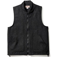 Filson Men's Mackinaw Wool Zip-In Vest Liner
