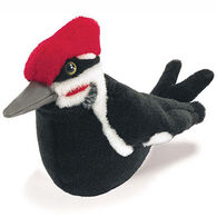 Wild Republic Audubon Stuffed Animal - Pileated Woodpecker