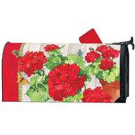 MailWraps Ladies in Red Magnetic Mailbox Cover