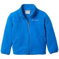 Columbia Toddler Boy's Rugged Ridge Sherpa Full-Zip Jacket