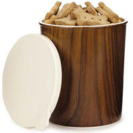 Zack & Zoey Zen Melamine Dog Treat Canister