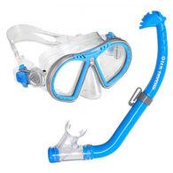 U.S. Divers Children's Toucan PC + Eco Dry Snorkel Set